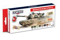 HTK-AS108 Modern Australian Army AFV paint set