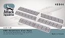 1/48 SBD flaps for Accurate Miniatures/Eduard
