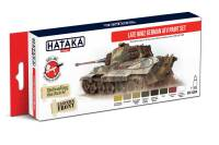 HTK-AS94  Late WW2 German AFV paint set