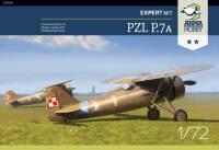 70006 PZL P.7a Expert Set 1/72