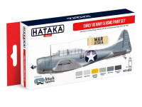 HTK-AS53 Early US Navy paint set
