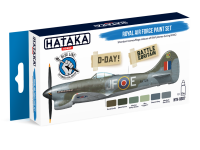 HTK-BS07 Royal Air Force paint set - BLUE LINE