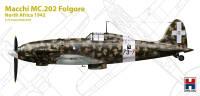 72006 Macchi MC.202 Folgore, North Africa 1942 (ex Hasegawa)
