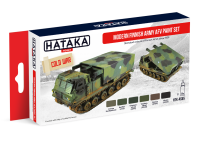HTK-AS65 Modern Finnish Army AFV paint set