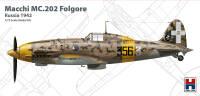 H2K72007 Macchi MC.202 Folgore, Russia 1942 (ex Hasegawa)