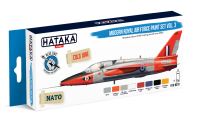 HTK-BS70 Modern Royal Air Force paint set vol. 3 --> BLUE LINE