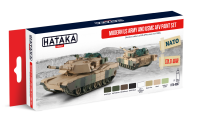 HTK-AS67 Modern US Army and USMC AFV paint set