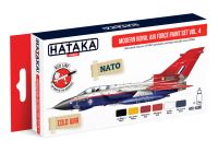 HTK-AS85 Modern Royal Air Force paint set vol. 4
