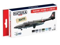 HTK-AS46 Polish Navy/Air Force TS-11 Color Set