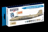 HTK-BS73 Modern Royal Air Force paint set vol. 2