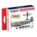 HTK-AS04 US Army Air Force paint set