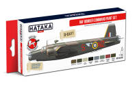 HTK-AS102 RAF Bomber Command paint set