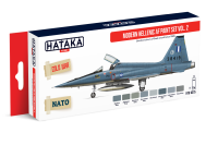 HTK-AS75 Modern Hellenic AF paint set vol. 2