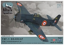 ASQ72018 1/72 F8F-1 Bearcat model pro-set