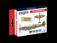 "HTK-AS08 ""RAF in Africa paint set"""