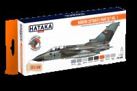 HTK-CS48 Modern Luftwaffe paint set vol. 1 --> ORANGE LINE