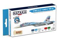 HTK-BS83 Ultimate Su-33 Flanker-D paint set – BLUE LINE