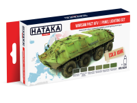 HTK-AS24 Warsaw Pact AFV panel lighting set