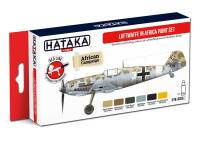 HTK-AS06.2 Luftwaffe in Africa paint set