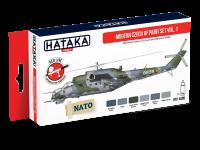 HTK-AS89 Modern Czech AF paint set vol. 1