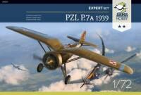 70007 PZL P.7a Expert Set 1939 1/72