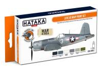 HTK-CS05.2 Late US Navy paint set  -- ORANGE LINE