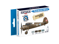 HTK-BS01 Polish Air Force paint set - BLUE LINE