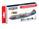 HTK-AS20 Late WW2 Soviet Air Force paint set