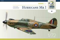 70020 Hurricane Mk I  - Dywizjon 303 - Model Kit