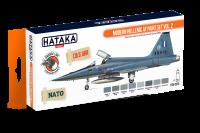 HTK-CS75 Modern Hellenic AF paint set vol. 2