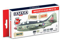 HTK-AS113 Modern RN Fleet Air Arm paint set  vol.1