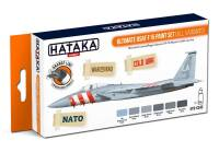 HTK-CS43 Ultimate USAF F15 paint set (all variants) -- ORANGE LINE