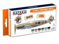 "HTK-CS32 Luftwaffe ""Legion Condor"" paint set -- ORANGE LINE"