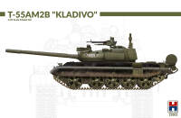 "H2K35002 T-55AM2B ""Kladivo"" (w/bonus 4 painting and marking )"