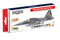 HTK-AS82 Royal Netherlands AF paint set vol. 2