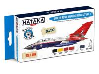 HTK-BS85 Modern Royal Air Force paint set vol. 4 – BLUE LINE