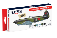 HTK-AS33 Early WW2 Soviet Air Force paint set