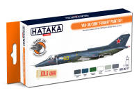 HTK-CS111 Yak-38/38M FORGER paint set -- ORANGE LINE