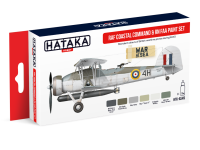 HTK-AS49 RAF Coastal Command & RN FAA paint set