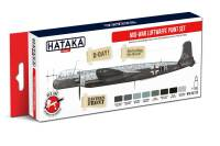 HTK-AS110 Mid-War Luftwaffe paint set