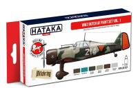 HTK-AS107 WW2 Dutch AF paint set vol. 1