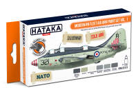 HTK-CS113 Modern RN Fleet Air Arm paint set vol. 1