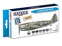 HTK-BS04.2 US Army Air Force paint set