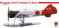 H2K72033 Kugisho E14Y1 Model 11 Early w/catapult