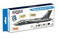 HTK-BS97 Modern Royal Air Force paint set vol. 5 – BLUE LINE