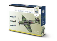 70029 Jak-1b Allied Fighter Limited Edition