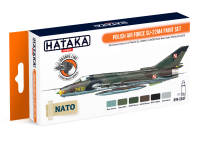 HTK-CS47 Polish Air Force Su-22M4 paint set