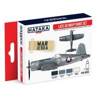HTK-AS05 Late US Navy paint set