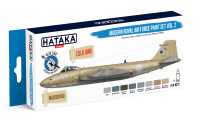 HTK-BS73 Modern Royal Air Force paint set vol. 2