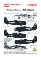72032 General Motors FM-2 Wildcat